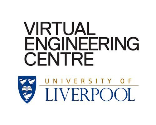 The logo for the Virtual Engineering Centre